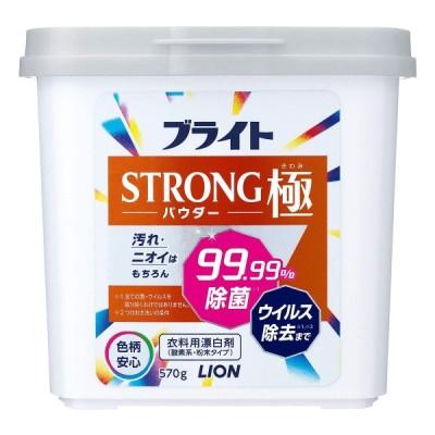 ブライトSTRONG極 パウダー 衣類用漂白剤 本体 570g