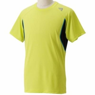 (アディダス)adidas CLX IL4カラーブロックSSTシャツ DDU31 F94021 バヒアグロー S14/ブラック J/L