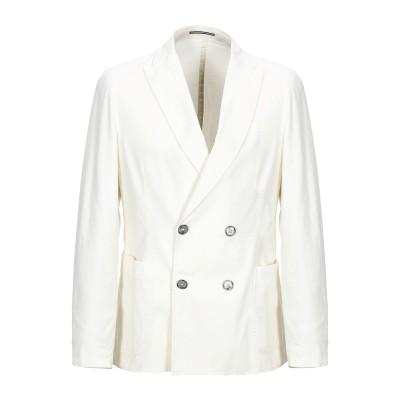 ローダ RODA テーラードジャケット アイボリー 48 コットン 96% / ポリウレタン 4% テーラードジャケット