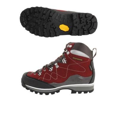 キャラバン(Caravan)トレッキングシューズ 登山靴 GK83 11830-220 レッド 赤 ゴアテックス 登山 山登り