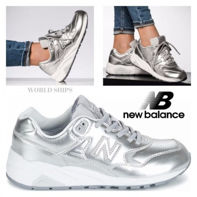 ニューバランス スニーカー レディース ニューバランス 580 New Balance メンズ 2色 海外正規品