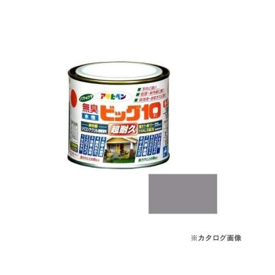 アサヒペン AP 水性ビッグ10多用途 1/5L 225ライトグレー