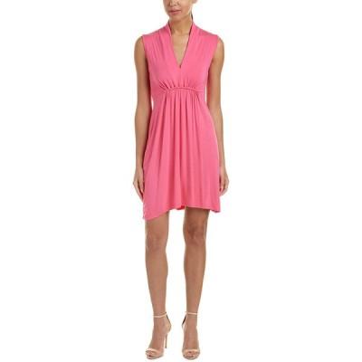 ヴィフィッシュ ワンピース トップス レディース vfish Mini Dress pink