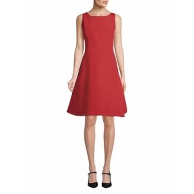 オスカーデラレンタ レディース トップス シャツ Stretched Wool Ruffle Dress