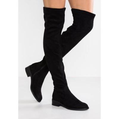 アルド ブーツ&レインブーツ レディース シューズ ARAECIA - Over-the-knee boots - black