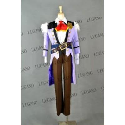 猛獣使いと王子様   エリク  風 ★コスプレ衣装 完全オーダメイドも対応可能 * K2179