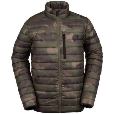 ボルコム メンズ ジャケット・ブルゾン アウター Volcom Puff Puff Give Jacket