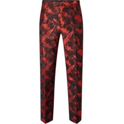 スコープス Skopes メンズ スラックス ボトムス・パンツ phoenix suit tailored trouser Red