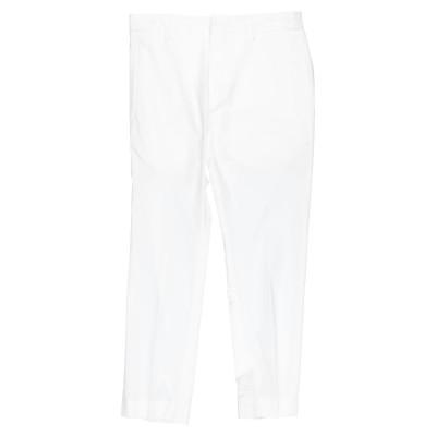PT Torino パンツ ホワイト 44 コットン 98% / ポリウレタン 2% パンツ