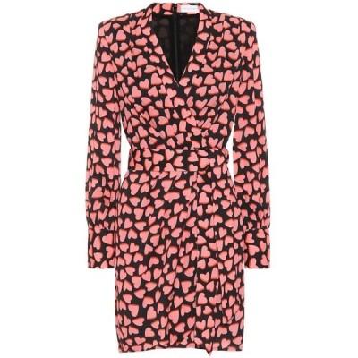 レベッカ ヴァランス Rebecca Vallance レディース ワンピース ミニ丈 ワンピース・ドレス hotel beau crepe mini dress Print