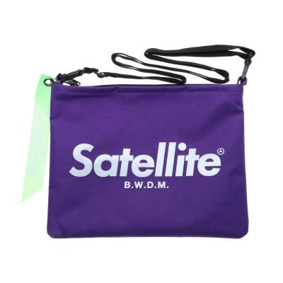 サテライト Satellite レディース ショルダーバッグ BASIC SACOCHE STBSF3180