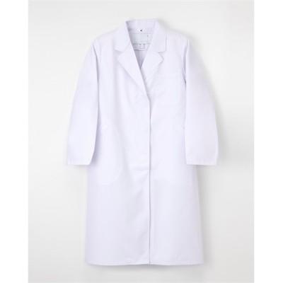 (NP-130)【ナガイレーベン】女子シングル診察衣 ナースウェア・白衣・介護ウェア