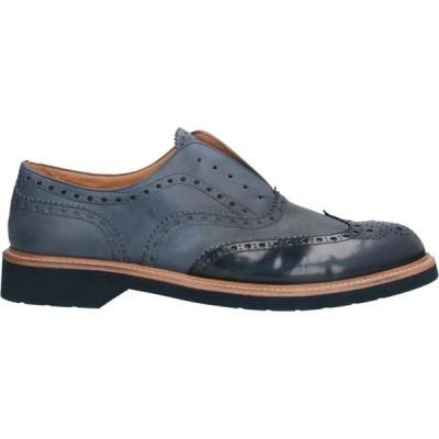 セボーイズ SEBOY'S メンズ ローファー シューズ・靴 Loafers Blue