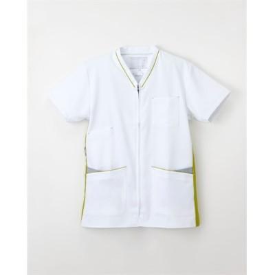 (FT-4502)【ナガイレーベン】男女兼用スクラブ ナースウェア・白衣・介護ウェア