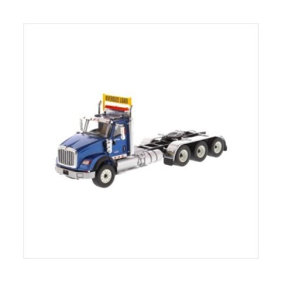 DIECAST MASTERS インターナショナル HX620 Tridem トラクター メタリックブルー 1/50スケール 71010 (APIs)