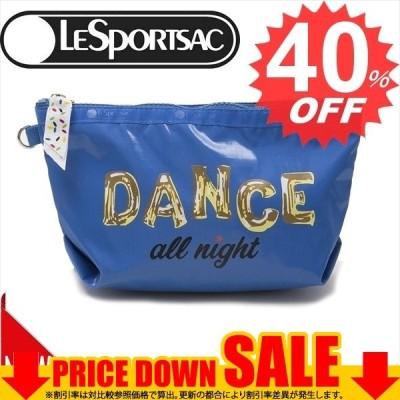 レスポートサック バッグ ポーチ LESPORTSAC MEDIUM SLOAN COSMETIC 2725  F131 DANCE ALL NIGHT    比較対照価格4,536 円