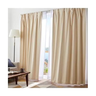 全サイズ均一価格・遮熱・防音・1級遮光・形状記憶カーテン&レース4枚セット カーテン&レースセット, Curtains, sheer curtains, net curtains(ニッセン、nissen)