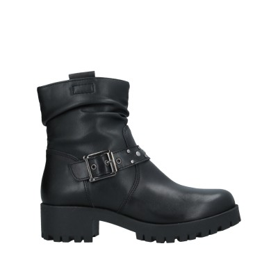 TSD12 ショートブーツ ブラック 39 革 ショートブーツ