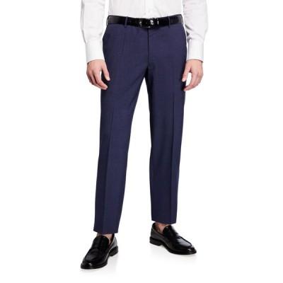 インコテックス メンズ カジュアルパンツ ボトムス Men's Bi-Stretch Tech-Wool Pants