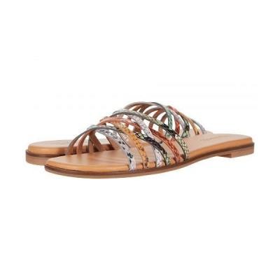 Madewell レディース 女性用 シューズ 靴 サンダル Tracie Crisscross Sandal - Snake Print Multi Embossed