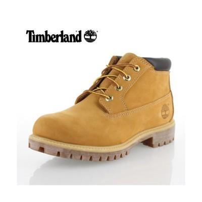 Timberland ティンバーランド アイコン ウォータープルーフ チャッカ 23061 ウィート メンズ ブーツ 防水機能