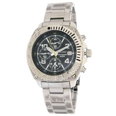 SEIKO セイコー sna617  クロノグラフ 海外モデル 腕時計