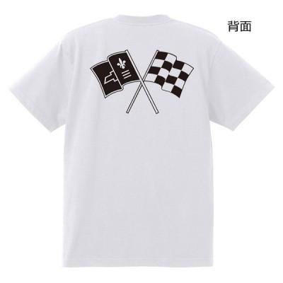 シボレー Tシャツ MT06 白 旗 フラッグ カマロ コルベット エルカミーノ インパラ カプリス モンテカルロ