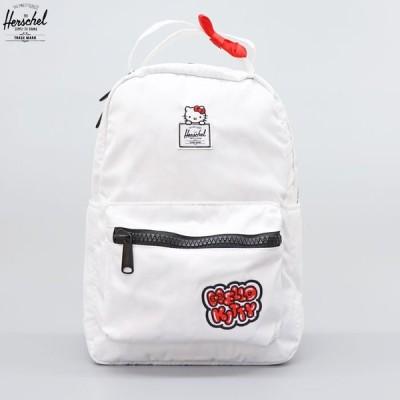 ハーシェル サプライ × ハローキティ Herschel Supply Nova Small 14L Hello Kitty White SALE セール 即納