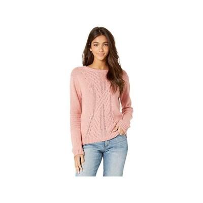 ロキシー Glimpse Of Romance Crew Neck Sweater レディース セーター Rosette