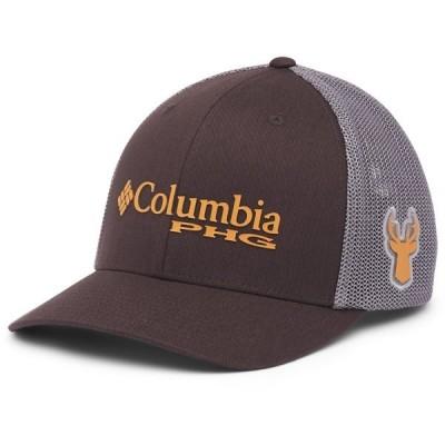 コロンビア 帽子 アクセサリー メンズ Columbia Sportswear Men's PHG Mesh Ball Cap Brown Medium 01
