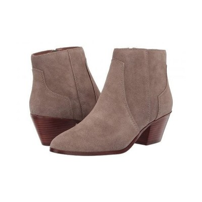 Madewell レディース 女性用 シューズ 靴 ブーツ アンクルブーツ ショート Gordon Western Boot - Mink Suede