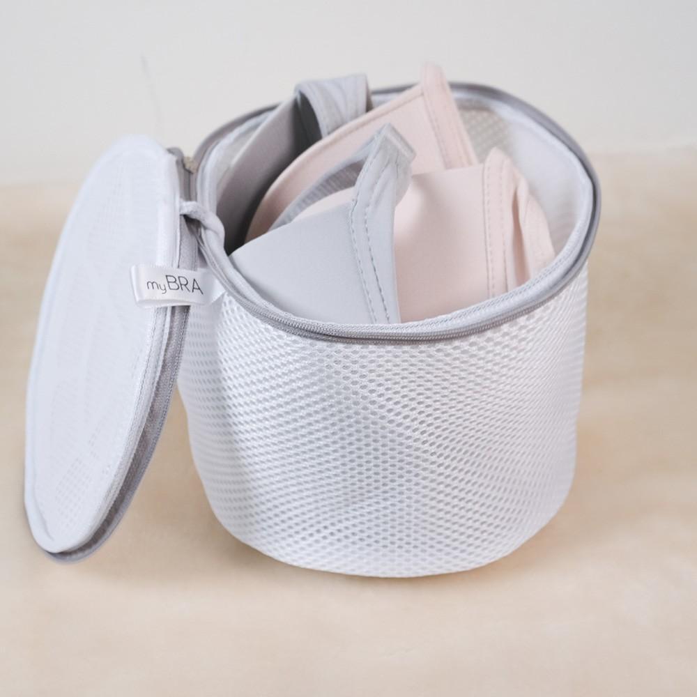 【首購免運費】品牌LOGO內衣專用雙層加厚洗衣袋