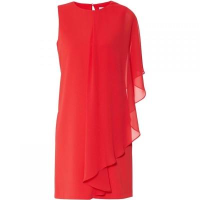 ジーナ バッコーニ Gina Bacconi レディース ワンピース ワンピース・ドレス Aletta Crepe Chiffon Dress Red
