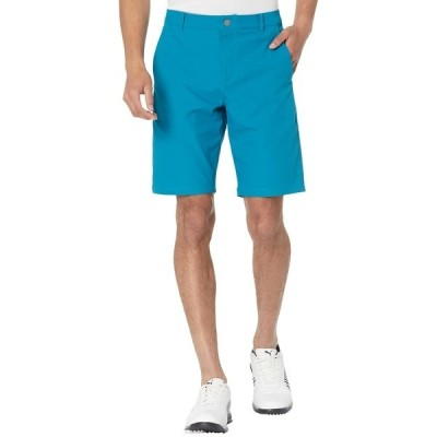 プーマ ハーフ&ショーツ ボトムス メンズ Jackpot Golf Shorts 2.0 Ocean Depths