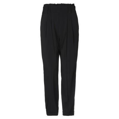HANITA パンツ ブラック 40 ポリエステル 98% / ポリウレタン 2% パンツ