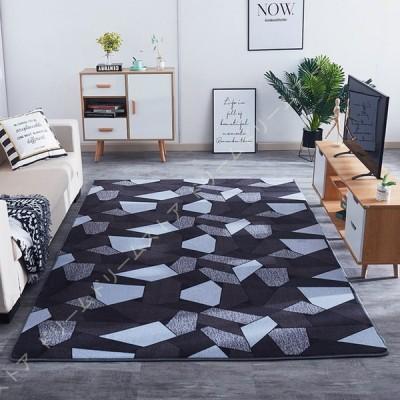 ラグ カーペット 北欧 洗える 夏用 じゅうたん 床暖房 ホットカーペット 対応 ラグ リビング おしゃれ マット 洗える 防ダニ 滑り止め 折り畳み可能 大きい