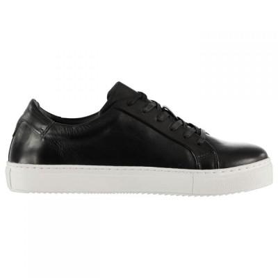 ファイヤートラップ Firetrap レディース スニーカー シューズ・靴 Chunky Sole Trainers Black/White