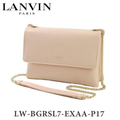 LANVIN PARIS (ランバン パリス) Shoulder Bag ショルダーバッグ LW-BGRSL7-EXAA-P17 56 POWDER レディース バッグ 2017SS