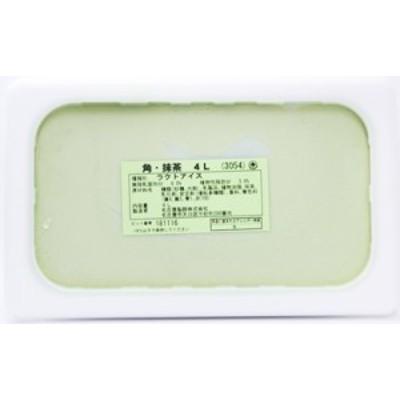 [冷凍] めいらく 業務用抹茶アイス 4L