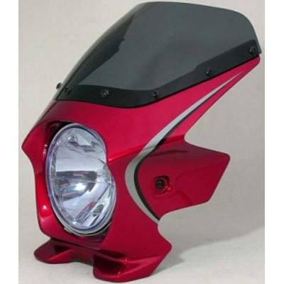 バイク BLUSTER2 ブラスター2 10 キャンディグローリーレッドU STD CB1100 10 23405 取寄品 セール