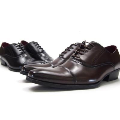 FRANCO GIOVANNI フランコジョバンニ FG184 メンズ ビジネスシューズ ストレートチップ 靴
