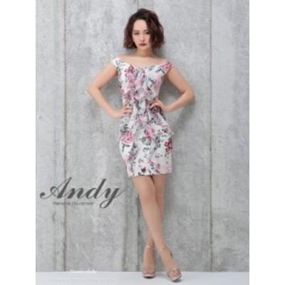 Andy ドレス AN-OK1912 ワンピース ミニドレス andy ドレス アンディ ドレス クラブ キャバ ドレス パーティードレス