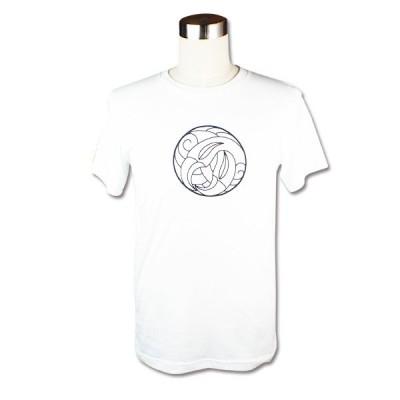 ロンワンズ / ネストロゴTシャツ ホワイト