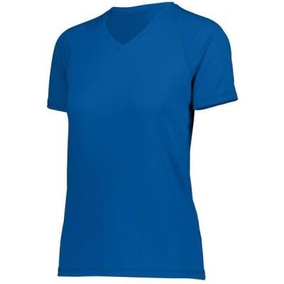 レディース 衣類 トップス Augusta Sportswear Women's Swift Wicking Shirt Tシャツ