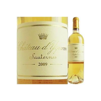 白ワイン フランス シャトー・ディケム [2009] Chateau d'Yquem(A.O.C.ソーテルヌ)4997678515508 送料無料