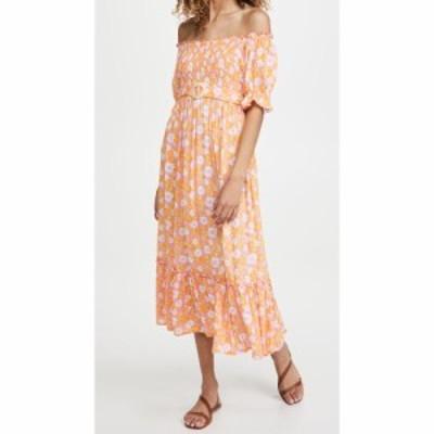 クールチェンジ coolchange レディース ワンピース ワンピース・ドレス Adelyn Dress Flora Primrose/Marigold