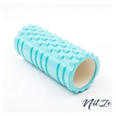 MuscleWatching フォームローラー 筋膜リリース グリッドフォームローラー ヨガポール トレーニング スポーツ フィ