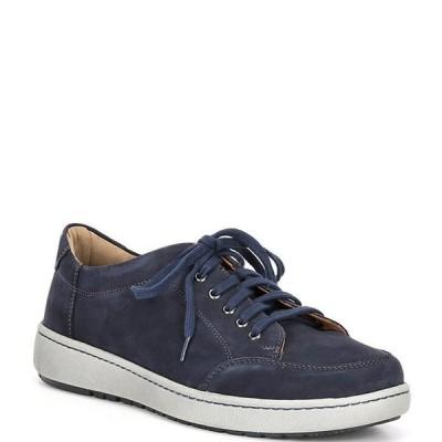 ジョセフセイベル メンズ ドレスシューズ シューズ Men's David 03 Nubuck Lace-Up Sneakers