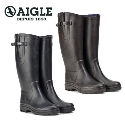 AIGLE エーグル AIGLENTINE 2 エーグランティーヌ 2 [日本正規品] ZZF8880 レディース 女性用 ラバーブーツ レインブーツ 完全防水 ゴム長靴 梅雨 雪