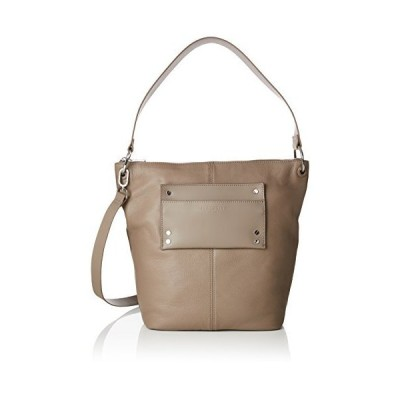 Liebeskind Berlin Women's Hobom-Leisur Shoulder Bag 16 x 32 x 37 cm Brown Size: One size 並行輸入品